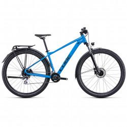 Bicicleta CUBE AIM RACE ALLROAD Blue Green