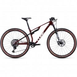 Bicicleta CUBE AMS ZERO99 C:68X RACE 29 Liquidred Carbon