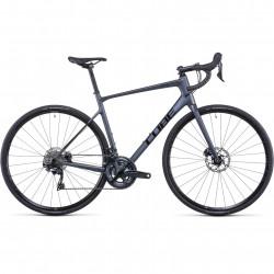 Bicicleta CUBE ATTAIN GTC SL Grey Carbon