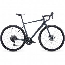 Bicicleta CUBE ATTAIN SL Grey Black