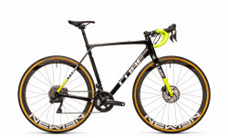 BICICLETA CUBE CROSS RACE C:62 TEAM EDITION Carbon Flashyellow