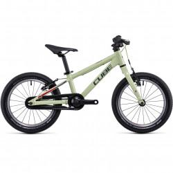 Bicicleta CUBE CUBIE 160 Green Red