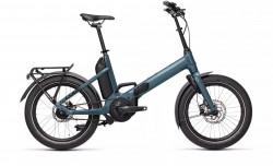 Bicicleta CUBE FOLD HYBRID 500 Darkblue Black