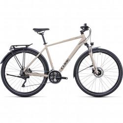Bicicleta CUBE NATURE PRO ALLROAD Desert Black