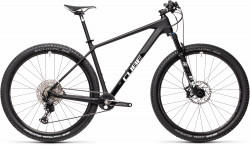 BICICLETA CUBE REACTION C:62 RACE Carbon White