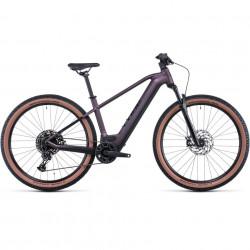 Bicicleta CUBE REACTION HYBRID EXC 625/750 29 Smokylilac Black
