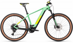 BICICLETA CUBE REACTION HYBRID SL 625 29 Mint Lime