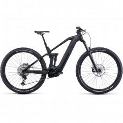 Bicicleta CUBE STEREO HYBRID 140 HPC PRO 625 Carbon Metal