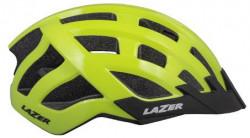 Casca Lazer Petit DLX galben fosforescent