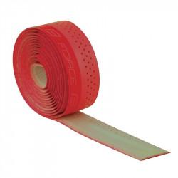 Ghidolina Force PU cu logo embosat perforata rosie