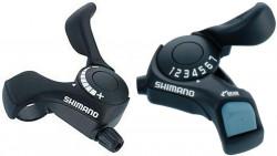 Manete Schimbator Shimano Tourney SL-TX30 7x3 Rapid Fire