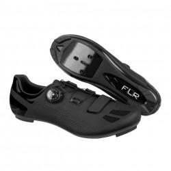 Pantofi ciclism FLR F-11 Pro Road - Negru