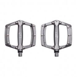 Pedale RFR Flat SL Titanium silver 14119
