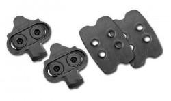 Placute pedale Shimano SPD SM-SH51 Single Release Negre
