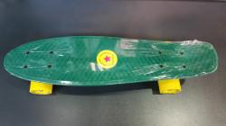 Skateboard 57*15.5*9 cm Green-Yellow