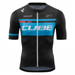 Tricou Ciclism CUBE Teamline Jersey Competition L
