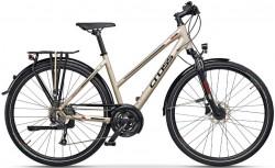 Bicicleta CROSS Travel lady trekking 28''
