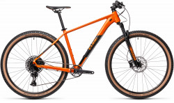 BICICLETA CUBE ACID Ginger Black