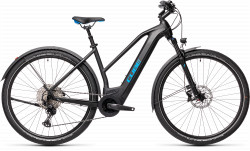 BICICLETA CUBE CROSS HYBRID RACE 625 ALLROAD Black Blue