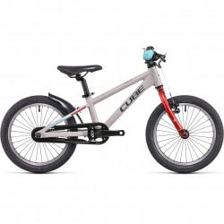 Bicicleta CUBE CUBIE 160 RT Grey Red