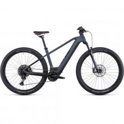 Bicicleta CUBE REACTION HYBRID EXC 625/750 29 Grey Red