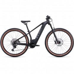 Bicicleta CUBE REACTION HYBRID SL 625/750 29 Black Metal