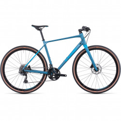 Bicicleta CUBE SL ROAD RACE Blue Blue
