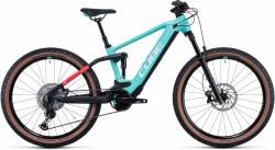 Bicicleta CUBE STEREO HYBRID 120 SL 625/750 Team