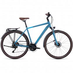 Bicicleta CUBE TOURING EXC Sphereblue Blue