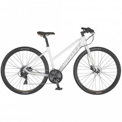 BICICLETA SCOTT SUB CROSS 50 LADY ALB M