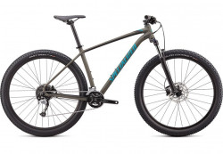Bicicleta SPECIALIZED Rockhopper Comp 2X 29 Satin Oak Green/Aqua