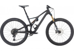 Bicicleta SPECIALIZED S-Works Stumpjumper 29 Satin/Carbon/Storm Grey