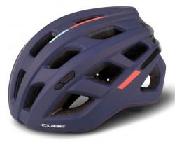 Casca CUBE ROAD RACE Teamline blue mint