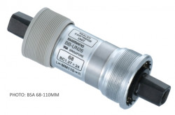 MONOBLOC SHIMANO BB-UN26 110mm / 68 PATRAT