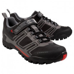 PANTOFI CICLISM CUBE ALL MOUNTAIN Blackline