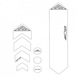 PROTECTIE CADRU AZONIC TRANSPARENT L / XL