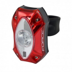 Stop spate Force Red 1 led Cree 60 Lm USB