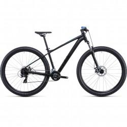 Bicicleta CUBE ACCESS WS Black Blue