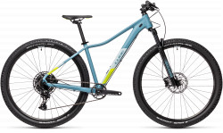 BICICLETA CUBE ACCESS WS SL Greyblue Lime