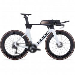 Bicicleta CUBE AERIUM C:68 TT SL LOW Prismagrey Carbon