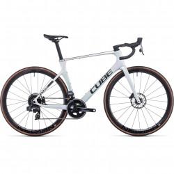 Bicicleta CUBE AGREE C:62 SL Prismagrey Carbon