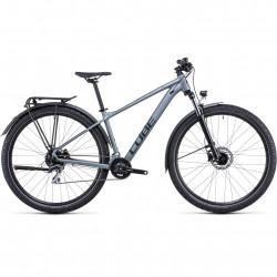Bicicleta CUBE AIM RACE ALLROAD Flashgrey Black