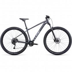 Bicicleta CUBE AIM SL Graphite Metal
