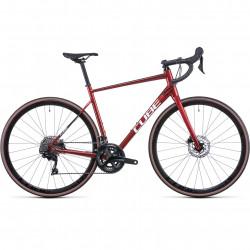 Bicicleta CUBE ATTAIN SL Red White