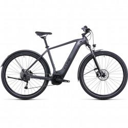 Bicicleta CUBE NURIDE HYBRID PERFORMANCE 625 ALLROAD Graphite Black