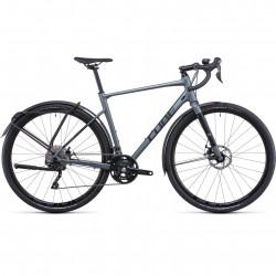Bicicleta CUBE NUROAD PRO FE Inkgrey Black