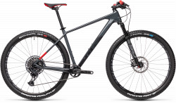 BICICLETA CUBE REACTION C:62 SL Grey Red