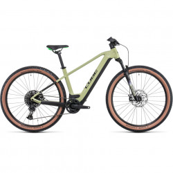 Bicicleta CUBE REACTION HYBRID EXC 625/750 29 Green Flashgreen
