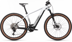 BICICLETA CUBE REACTION HYBRID SLT 625 29 White Grey