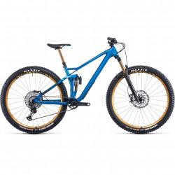 Bicicleta CUBE STEREO 120 HPC EX 29 Metalblue Blue